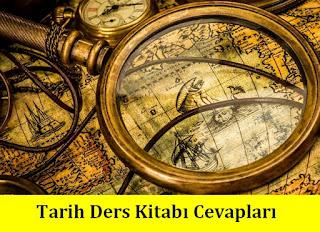 9. SINIF TARİH  DERS KİTABI CEVAPLARI