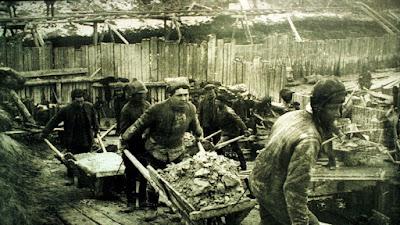 gulág, gulágmúzeum, munkatábor, Oroszország, Szovjetunió, orosz fogság, kényszermunka