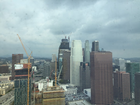 The Wilshire Grand, Los Angeles' New Tallest Building