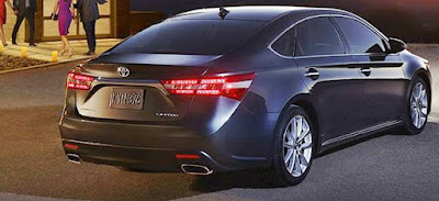 Toyota Avalon 2018 Reviews, Specs, Price