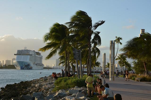 Miami Beach Pier Norwegian