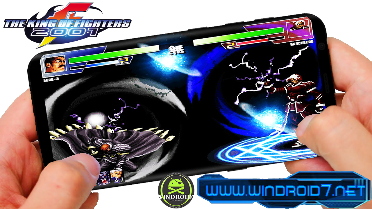 kof 2001 android