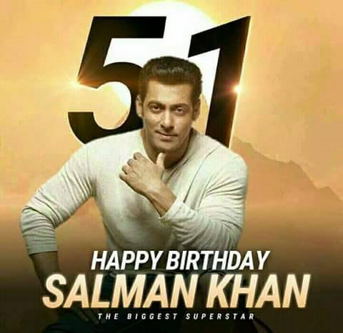 Salman Khan Hd Wallpaper Happy Birthday Salman Khan