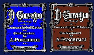 Ponchielli - Il Convegno