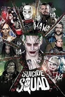 Download Film Suicide Scuad (2016) CAM Subtitle Indonesia Gratis