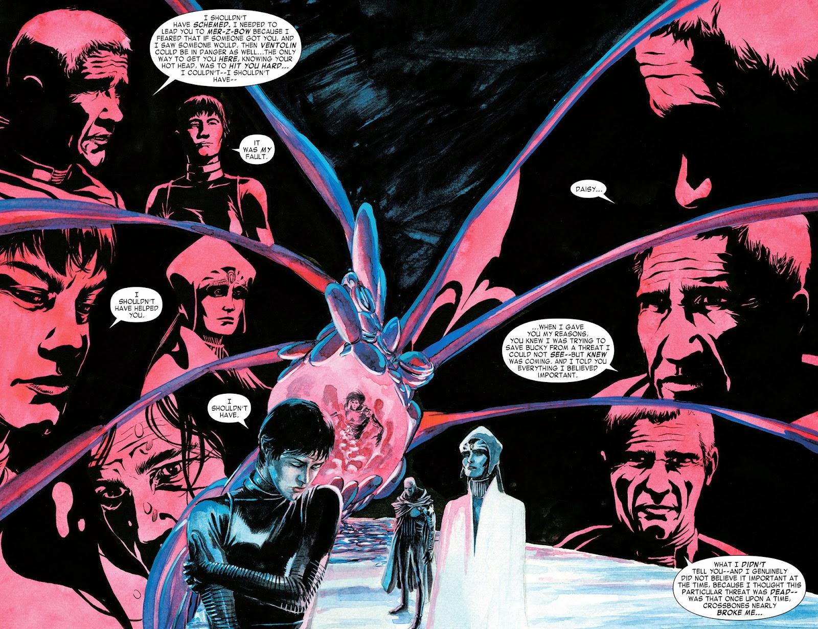 Bucky Barnes The Winter Soldier 006 (2015) | Viewcomic