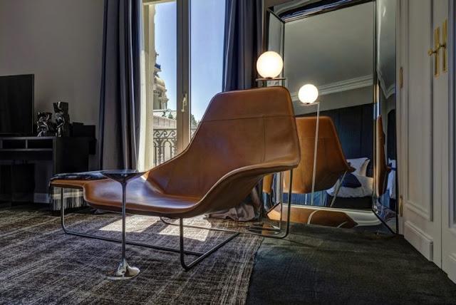 Famous Interior Designers Ludovica Palomba Serafini For Maserati Suite 3