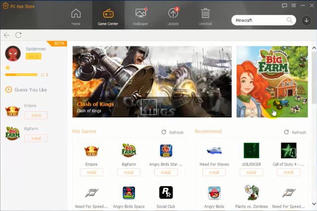 تحميل ألاف البرامج والألعاب للكمبيوتر بالمجان من خلال برنامج واحد