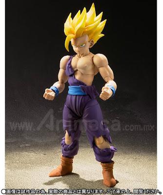 Figura Son Gohan Super Saiyajin S.H.Figuarts Dragon Ball Z