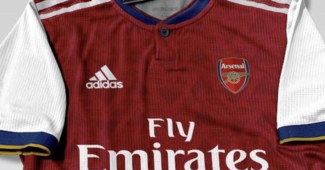 Fake? Adidas Arsenal 19-20 Home Kit Leaked