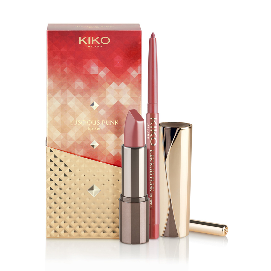 KIKO Haute Punk luscious punk lip set