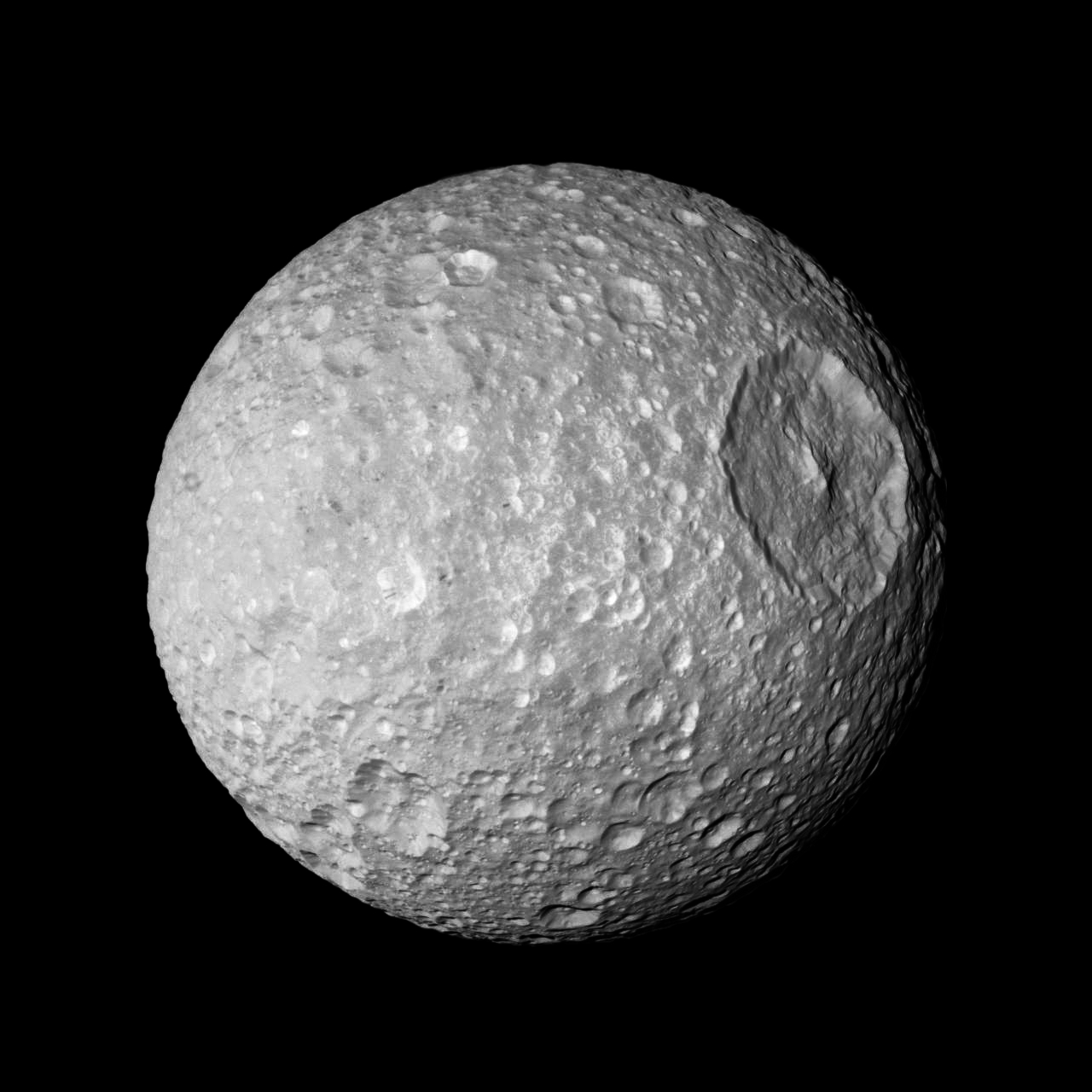Mimas Moon Fun Facts Planet Hunting Through The Rings Of Saturn