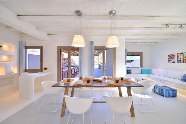 Modern Mediterranean Style Interior Design