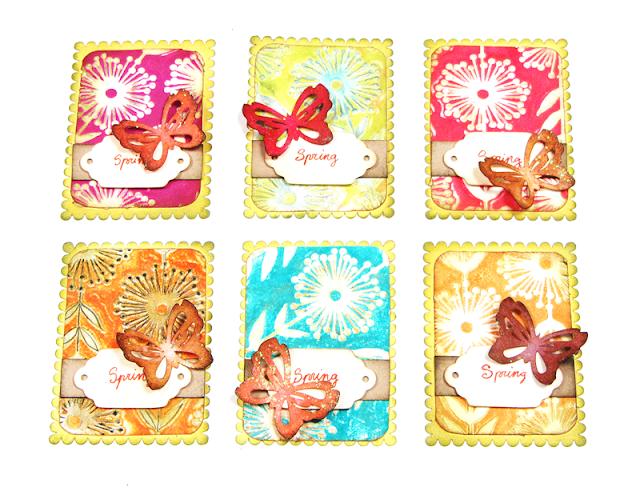 se hacen tarjetas troquelados personalizados en kurisu crafts