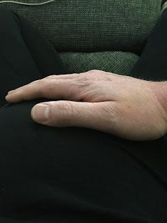 12 von 12: Er legt mir seine Hand auf meinen Bauch