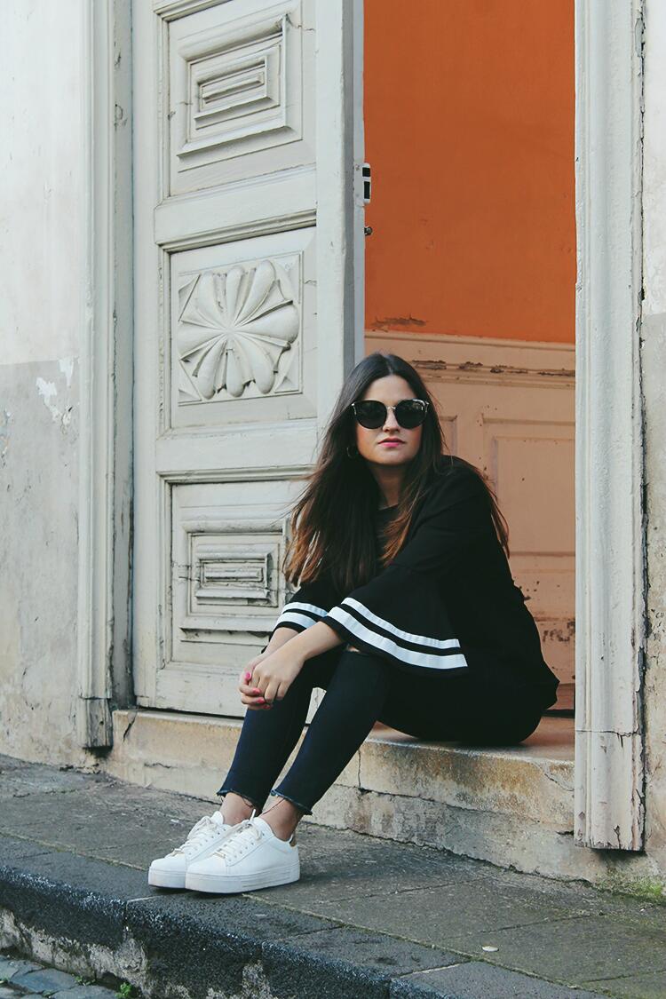blusa mangas campana blog de moda