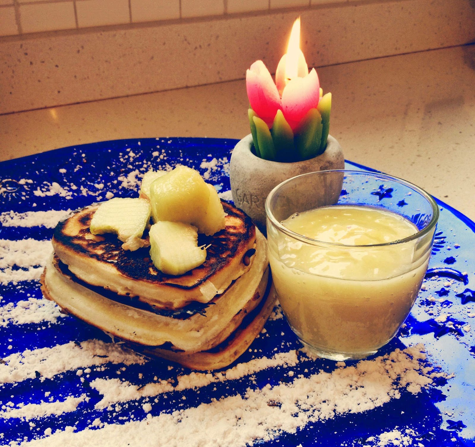 Pancakes without eggs recipe