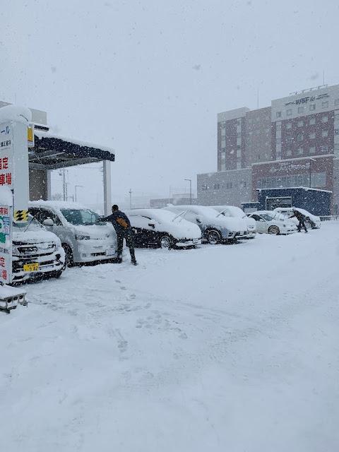 旭川ORIX租車公司
