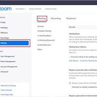 Cara Aktifkan Pengingat di Zoom Supaya Meeting tidak Telat