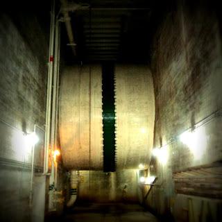 Tubulação de Água da Usina Hidrelétrica do Passo Real, Salto do Jacuí