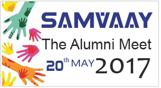 Invitation: First Alumni meet on 20th May 2017