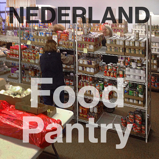 Nederland Food Pantry is a Life Saver – 5 Reasons to Donate