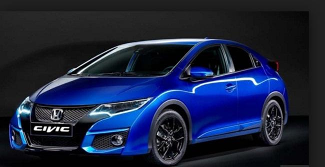 2016 Honda Civic SI Specs