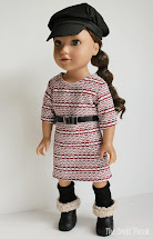 American Girl Doll Free Dress Sewing Pattern