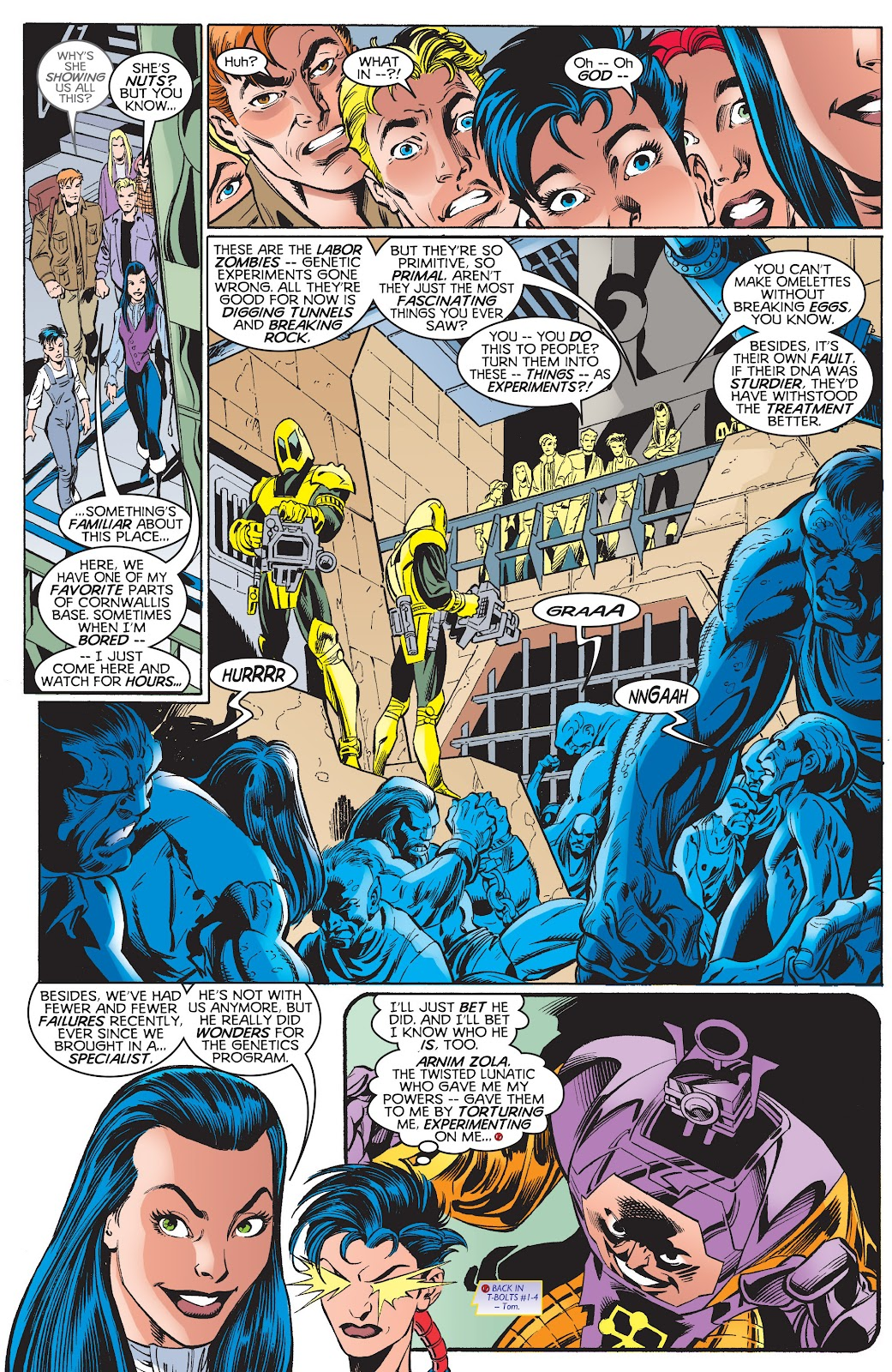 Read online Hawkeye & The Thunderbolts comic -  Issue # TPB 1 (Part 3) - 17