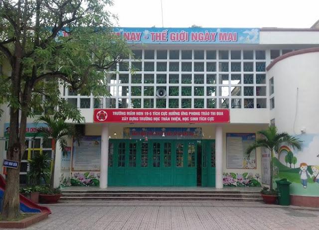 Trường mầm non 19-5 TP Hưng Yên