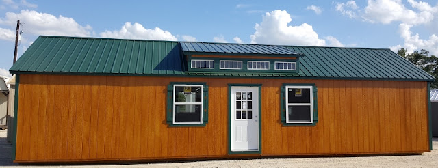 Wolfvalley Buildings Storage Shed Blog Dormer Cabin Shell