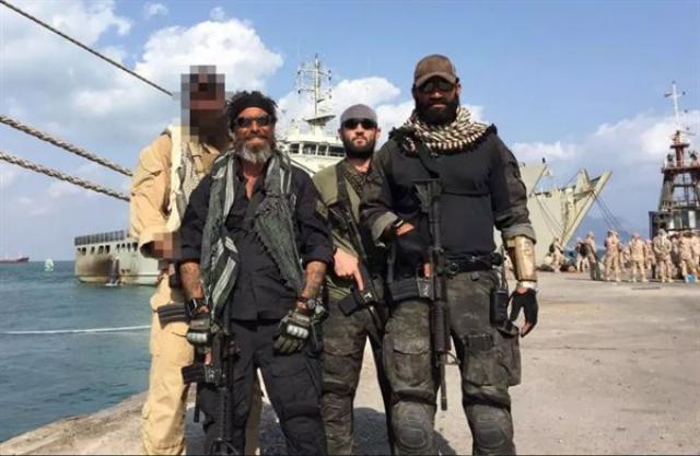 عاجل : القبض على أمريكي عمل ضمن خلية اغتيالات تابعة للإمارات في اليمن