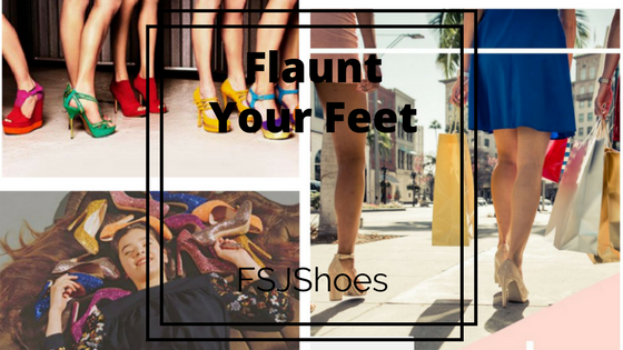 Flaunt Your Feet in this Party Season with FSJshoes