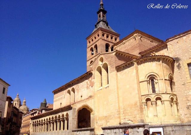 San Martín Segovia