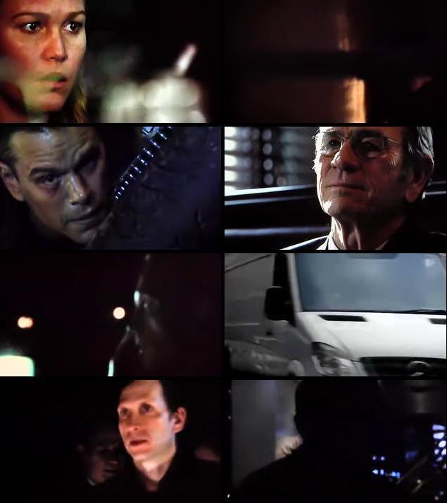 Jason Bourne 2016 English 480p HDTS
