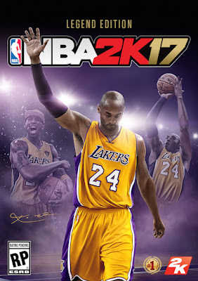 NBA 2K17 Download Game Cover