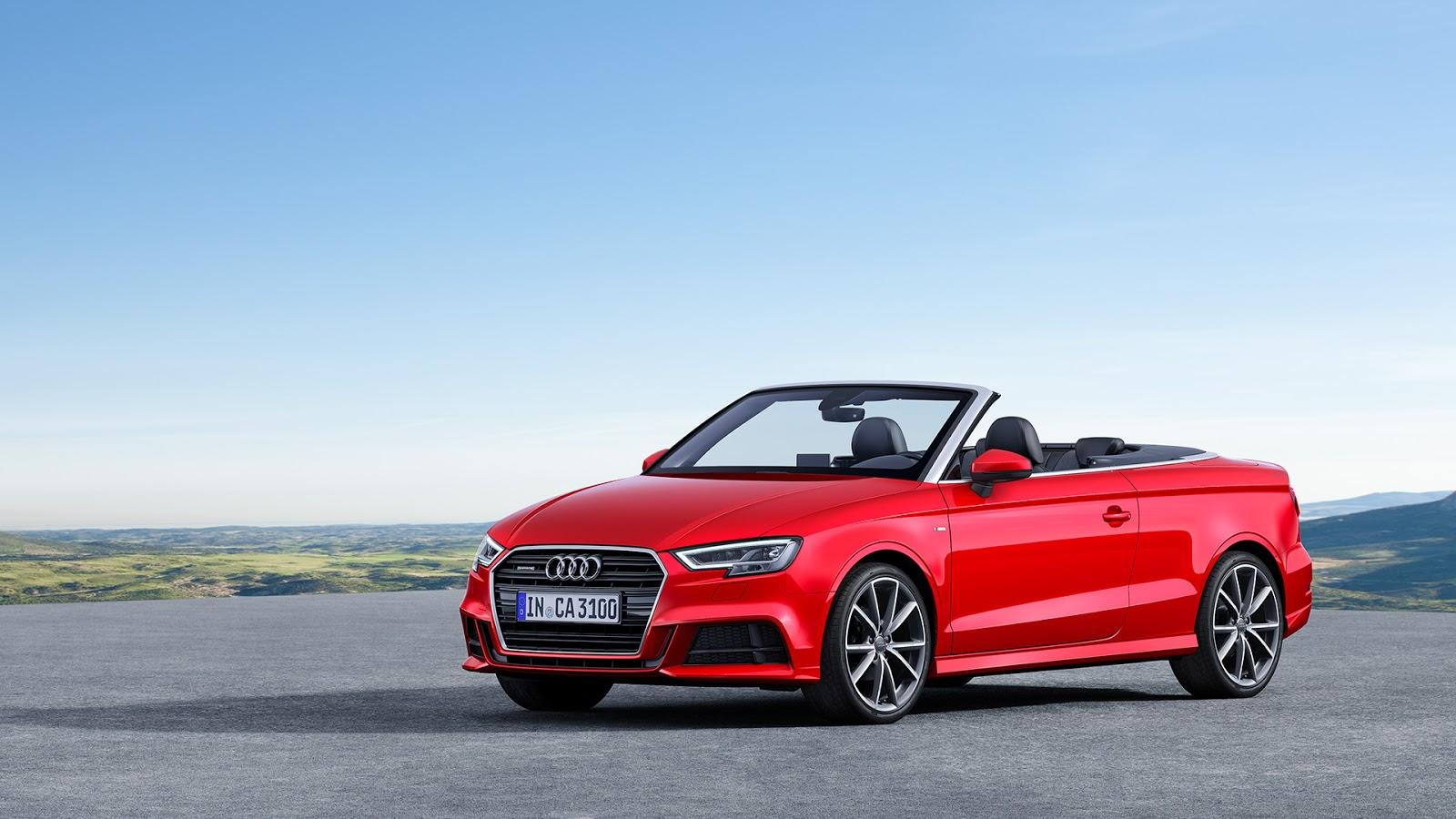 Audi A3 Cabriolet Wheels 2 Car