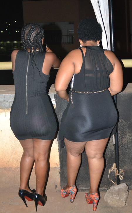 Escort girls in Kampala
