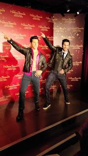 Youngest actor Varun Dhawan waxed at Madame Tussauds Hong Kong!4.jpeg