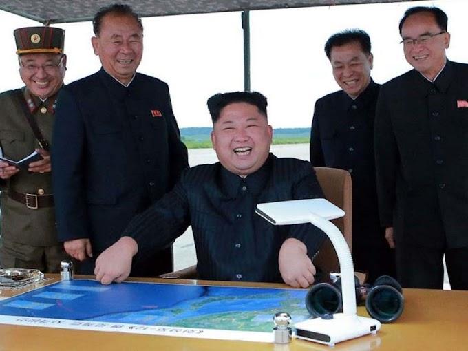 Donald Trump calls North Korean leader Kim Jong-un 'rocket man'