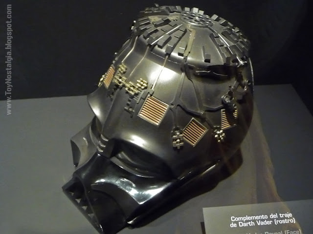 """Darth Vader Reveal  """"Episodio VI - The Return Of the Jedi""""  (STAR WARS - The Exhibition)"""