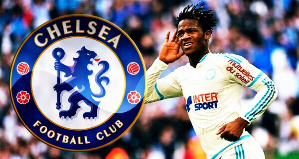 OFICIAL: Batshuay é o novo reforço do Chelsea