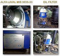 Alfa Laval MIN 303S-33 Centrifuges