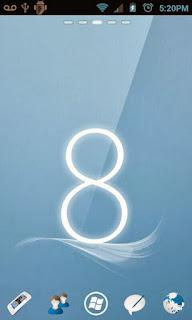 Windows 8 Go Launcher Theme Apk Download