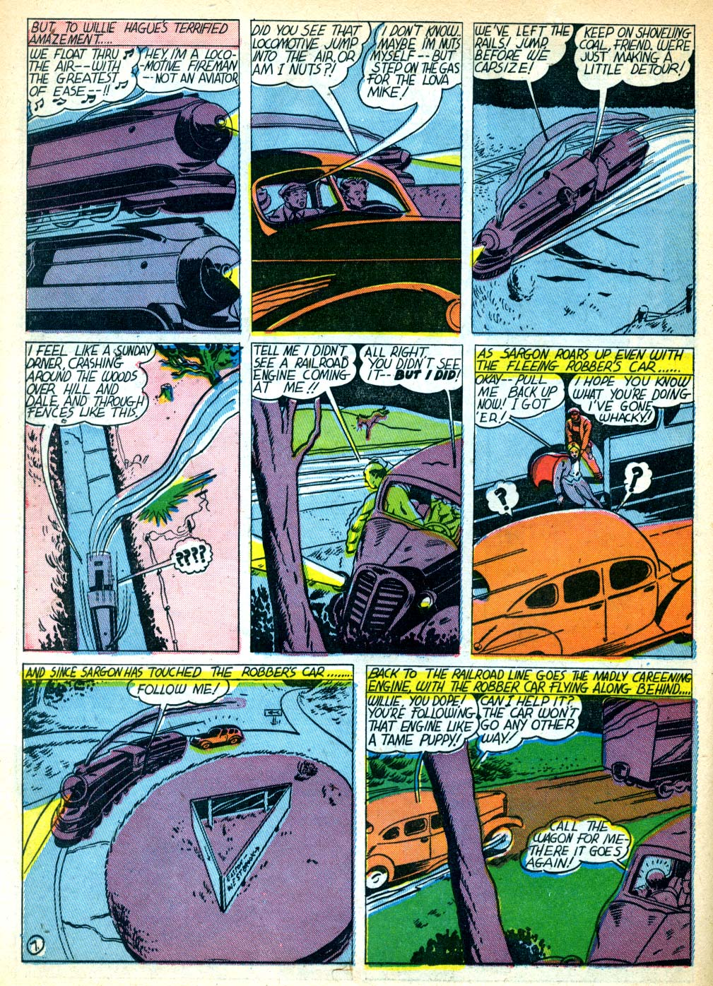 Read online All-American Comics (1939) comic -  Issue #28 - 48
