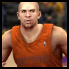 NBA 2K13 Unlock Jerseys Knicks Orange Christmas Jersey