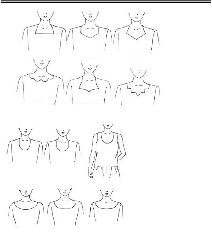 Belajar Desain Busana Serta Jenis Bagian Bagiannya