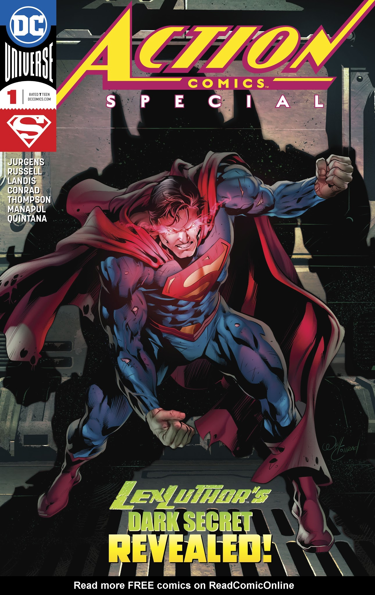Action Comics (2016) _Special_1 Page 1