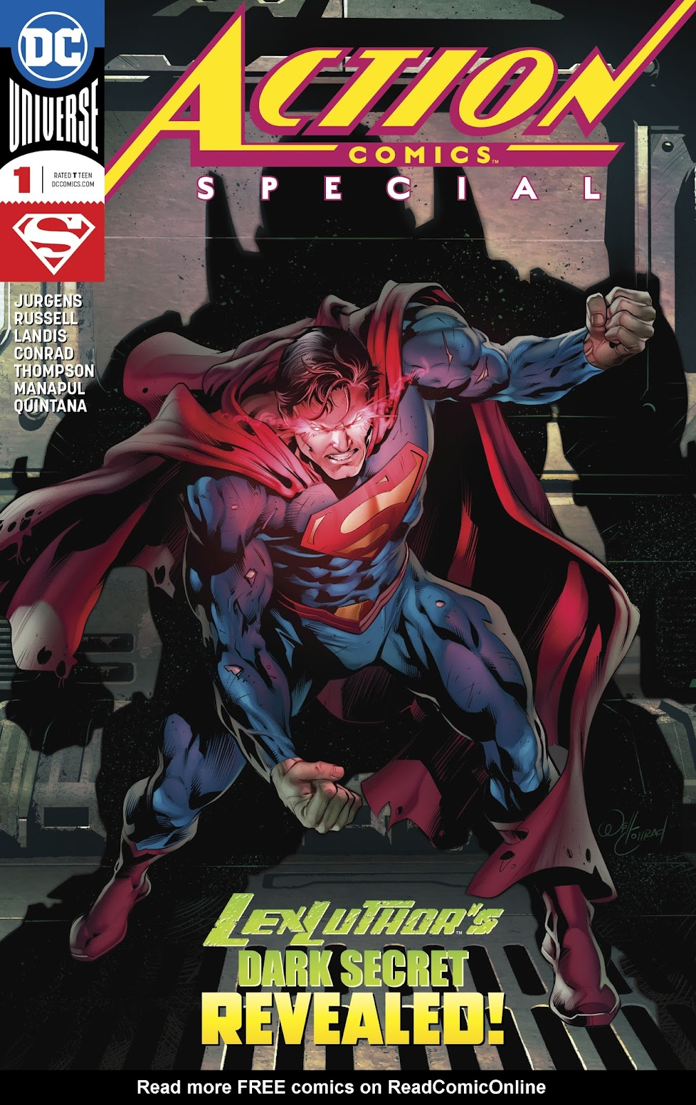 Action Comics (2016) #Special_1 #63 - English 1