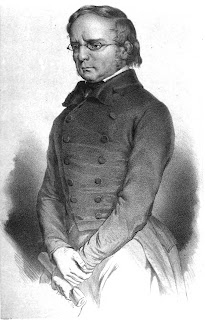 Vincenzo Gioberti, who was a major  philosophical influence on Italians